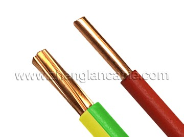 Single Core PVC cable--BV
