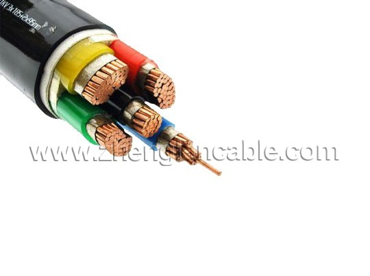 LSOH LV power cable